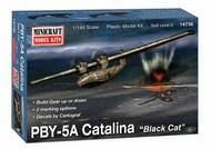 Minicraft  1/144 PBY 5/5A Catalina Aircraft MMI14736