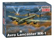 Avro Lancaster Aircraft #MMI14753