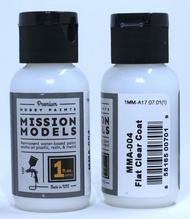 Mission Models Paints   N/A Flat Clear Coat MMA004