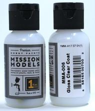 Mission Models Paints   N/A Gloss Clear Coat MMA006