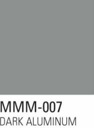 Mission Models Paints  Mission Model Metallic Dark Aluminum MMM007