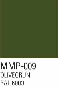 Mission Models Paints  MMPArmor Olivegrun  RAL 6003 MMP009