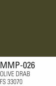 Mission Models Paints  Mission Model Armor US Army Olive Drab FS 33070 MMP026