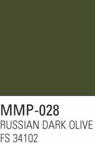 Mission Models Paints  Mission Model Armor Russian Dark Olive FS 34102 MMP028
