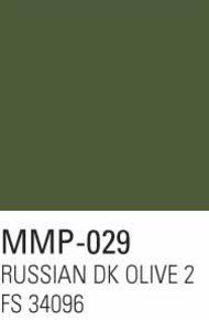 Mission Models Paints  Mission Model Armor Russian Dark Olive 2 FS 34096 MMP029