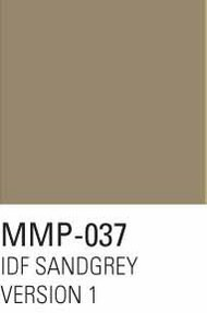Mission Models Paints  MMPArmor IDF Sandgrey version 1  MMP037