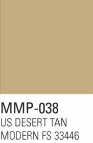 Mission Models Paints  MMPArmor US Desert Tan Modern 2 FS 33446 MMP038