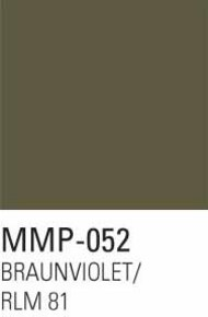Mission Models Paints  Mission Model Aircraft Braunviolet RLM 81 MMP052