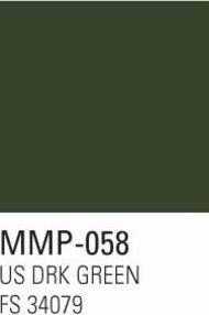 Mission Models Paints  Mission Model Aircraft US Dark Green FS 34079 MMP058