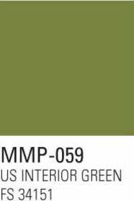 Mission Models Paints  Mission Model Aircraft US Interior Green FS 34151 MMP059