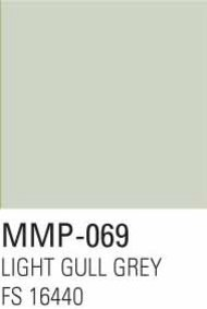 Mission Models Paints  Mission Model Aircraft Light Gull Gray FS 16440 MMP069