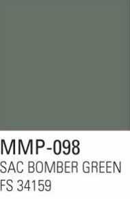 Mission Models Paints  Mission Model Aircraft SAC Bomber Green FS 34159 MMP098