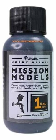 Mission Models Paints   N/A MMP140 Anthrazitgrau RAL 7016 (Anthricite Grey) MMP140