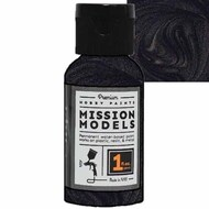 Mission Models Paints   N/A MMP150 Pearl Deep Black MMP150