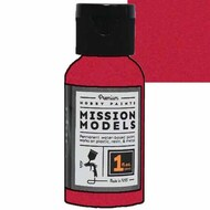 Mission Models Paints   N/A MMP158 Iridescent Candy Red MMP158