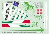 Apennine Eurofighters Part IV #D72144