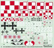 Albatros D.III (OEF) in Polish Service + Flik 3J Polish pilots planes #MMD48100