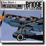 Model Graphix Books   N/A Aero Detail #1: Bf.109E MGX101