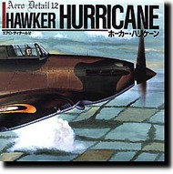 Model Graphix Books   N/A Aero Detail #12: Hurricane MGX112