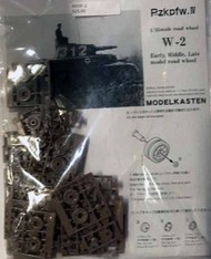 Panzer IV  Road Wheels (all types) #MKSW2