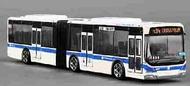 Model Power Planes  HO New York City Bus Set DAR8452