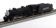 Model Power  N N USRA 4-6-2 Pacific Locomotive w/STD Tender ATSF (D)- Net Pricing MDP87400
