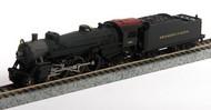 Model Power  N N USRA 4-6-2 Pacific Locomotive w/STD Tender Pennsylvania (D)- Net Pricing MDP87401