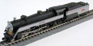 Model Power  N N USRA 4-6-2 Semi Streamliner Pacific Locomotive w/STD Tender ATSF- Net Pricing MDP87421