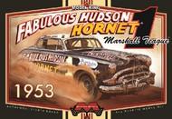 Moebius  1/25 Marshall Teague's 1953 Fabulous Hudson Hornet Stock Car (Ltd Prod) MOE1206