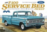 Moebius  1/25 1967 Ford F100 Service Bed Pickup Truck - Pre-Order Item MOE1239
