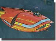 Moebius  1/128  Land of the Giants: Mini Rocket Transport Spindrift Spaceship MOE255
