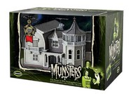 Moebius  1/87 (HO) The Munster's House (Assembled) MOE2929