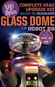 Moebius  1/6 Lost in Space: Robot Complete Glass Dome Set MOE948