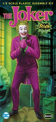 Moebius  1/8 1966 Batman TV Series: Joker MOE956