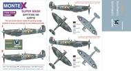 Montex Masks  1/24 Supermarine Spitfire Mk.VB Masks MXK24081
