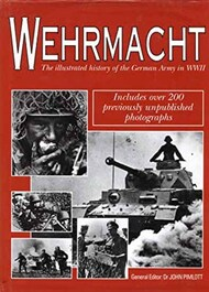 Motorbooks Publishing   N/A Collection - Wehrmacht A Pictorial History MBK387