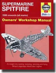Motorbooks Publishing   N/A Supermarine Spitfire Owner s Workshop Manual 1936 onwards  MBK4620