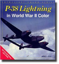 Motorbooks Publishing   N/A Collection - P-38 Lightning in World War II Color MBK868