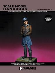 Mr Black Publications   Scale Model Handbook: Figure Modelling Vol.12 BPL12