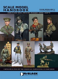 Mr Black Publications   Scale Model Handbook: Figure Modelling Vol.21 BPL21