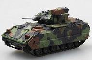 Easy Model  1/72 M2A2 Bradley ODS Tank (Green Camo) MRC35053