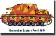 Easy Model  1/72 Brummbar Eastern Front 1944 MRC36119