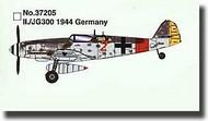 Easy Model  1/72 Bf.109G-10 JG300 1944 MRC37205