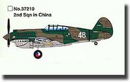 Easy Model  1/72 P-40B/C Warhawk 2nd Squ. China MRC37210