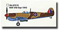 Easy Model  1/72 Spitfire MK.V /Trop RAF 249 Sqn 1942 MRC37218