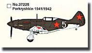 Easy Model  1/72 Soviet MiG-3 Porkryshkin 1941/1942 WWII MRC37225