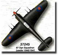 Easy Model  1/72 Hurricane Mk.II 87th Sqn. Leader 1940/1941 WWII MRC37245