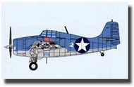 Easy Model  1/72 F4F Wildacat VMF-223 USMC 1942 MRC37248