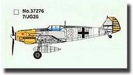 Easy Model  1/72 Bf.109E/Trop 7/JG26 WWII MRC37276