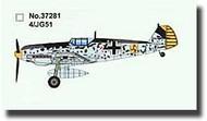 Easy Model  1/72 Bf.109E-4/JG51 WWII MRC37281